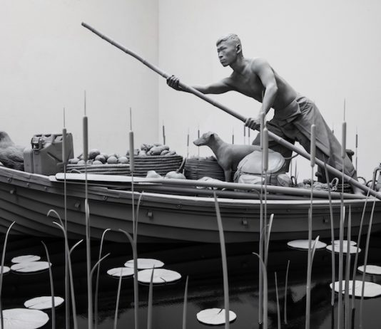 Hans Op de Beeck – The Boatman and Other Stories
