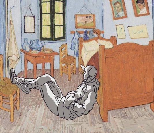 Van Gogh's Room Experience