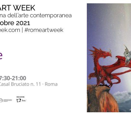 Open Studio – Andrea Felice Art & Design – RAW Rome Art Week