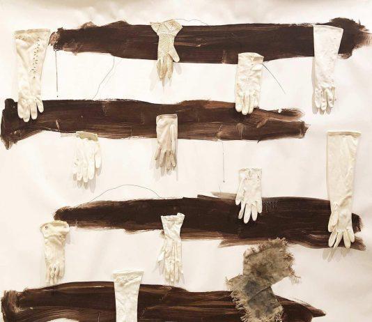Maurizio Pellegrin – Gestures: works on paper