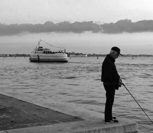 Ulrich Wienand – Venezia. Solitudini contro