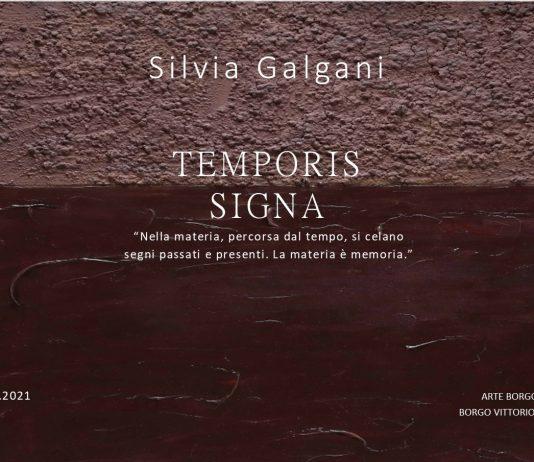 Silvia Galgani – Temporis Signa