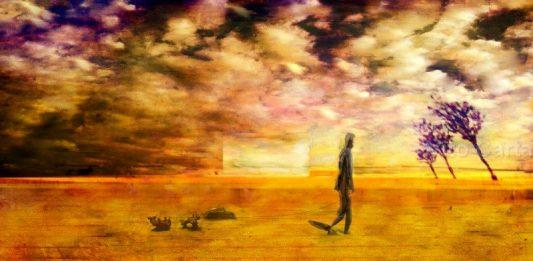Vito Carta – Paesaggi fantastici e figure illusorie