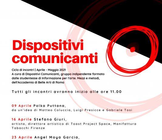 Dispositivi Comunicanti: Angel Moya Garcia