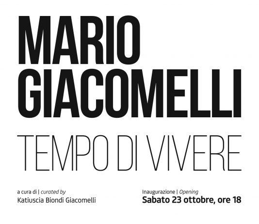Mario Giacomelli – Tempo di vivere