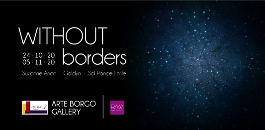 Suzanne Anan / Kati Goldyn / Sal Ponce Enrile – Without Borders