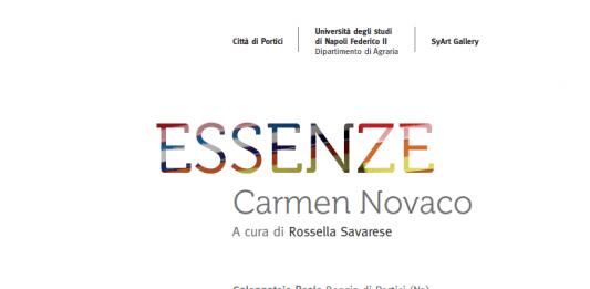 Carmen Novaco – Essenze
