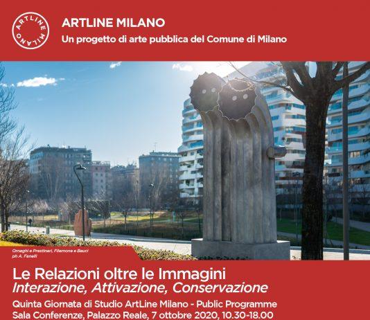 Le Relazioni oltre le Immagini. Quinta Giornata di Studio ArtLine Milano