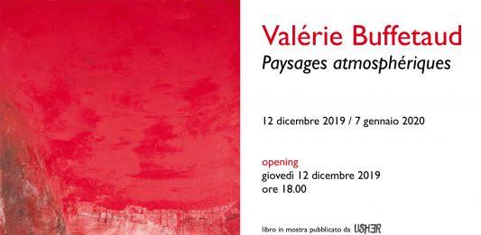 Valérie Buffetaud – Paysages atmosphériques