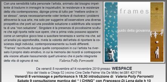 Guido Della Giovanna – Frames