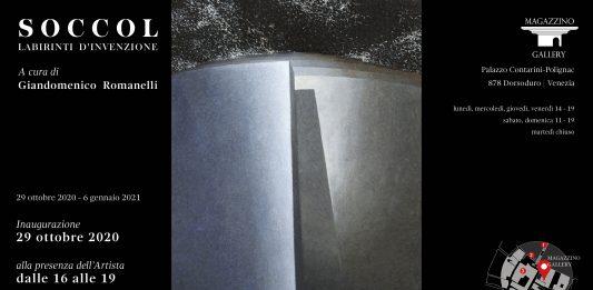 Giovanni Soccol – Labirinti d'invenzione