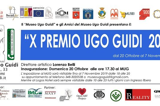 X Premio Ugo Guidi