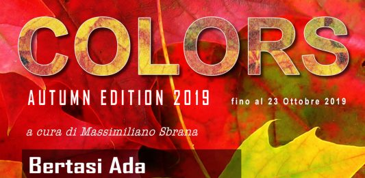 Colors: Autumn Edition 2019