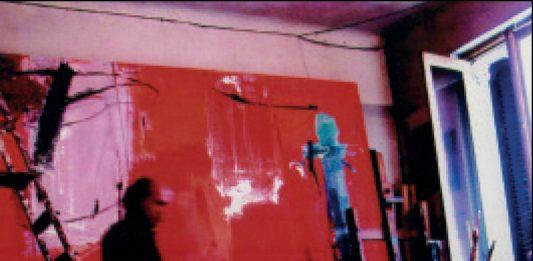 Enzo Esposito –  Corpo a corpo con la pittura
