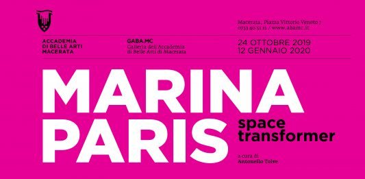 Marina Paris – Space Transformer