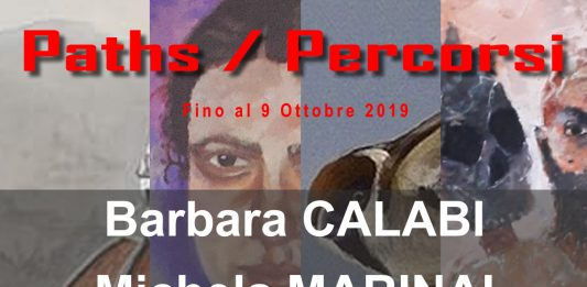 Paths – Percorsi: Calabi / Marinai / Semino / Valvani