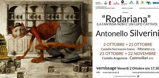 Antonello Silverini  – Rodariana. La Fantasia non è un Lupo Cattivo