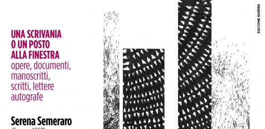 Serena Semeraro / Mirco Tarsi / Giovanni Battista Amici – Una scrivania o un posto alla finestra #2