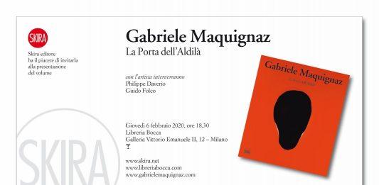 Gabriele Maquignaz – La porta dell'aldilà