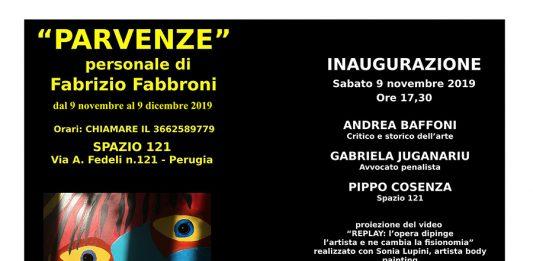 Fabrizio Fabbroni – Parvenze