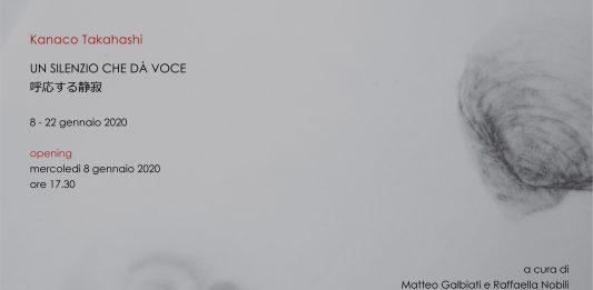 Kanaco Takahashi – Un silenzio che dà voce