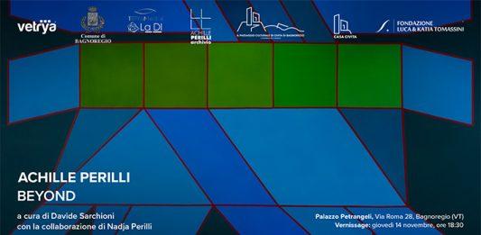 Achille Perilli – Beyond