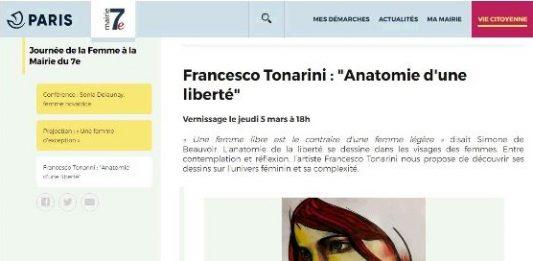 Francesco Tonarini – Anatomie d'une liberté