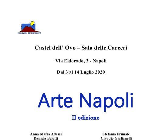 Arte Napoli – II edizione
