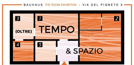(Oltre) Tempo & Spazio – The Room Exhibition