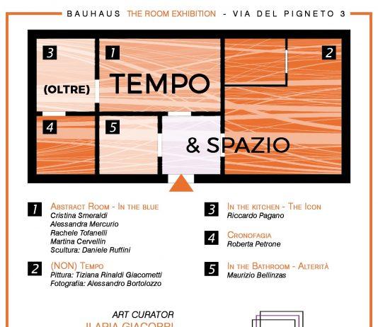 (Oltre) Tempo & Spazio – The Room Exhibition