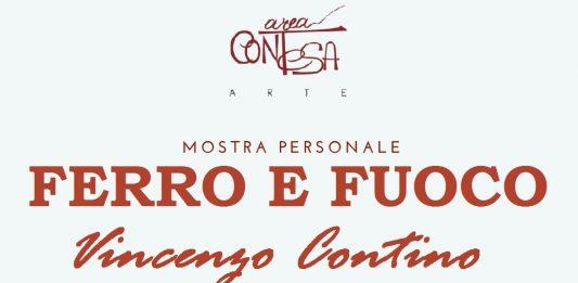 Vincenzo Contino – Ferro e Fuoco