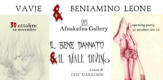 Vavje / Beniamino Leone – Il Bene Dannato & Il Male Divino