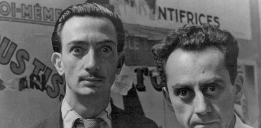 Man Ray / Luis Buñuel – Doppio Singolare