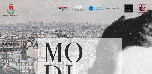 Luca Dal Canto – I luoghi di Modigliani tra Livorno e Parigi