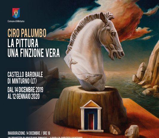 Ciro Palumbo – La pittura una finzione vera