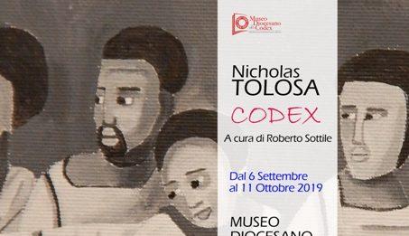 Nicholas Tolosa – Codex