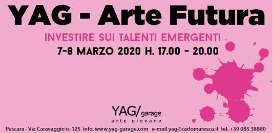 YAG – Arte Futura. Investire sui talenti emergenti