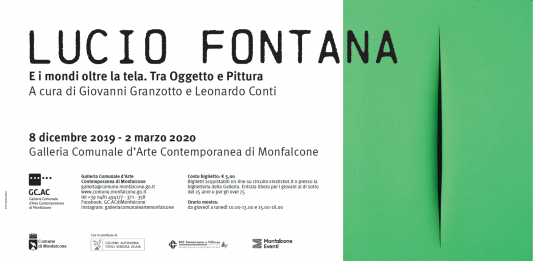 Lucio Fontana e i mondi oltre la tela. Tra Oggetto e Pittura
