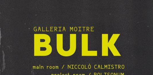 Niccolò Calmistro / Polisonum – Bulk