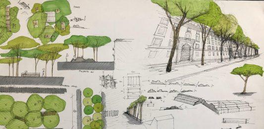 Via della Conciliazione – Ipotesi per un progetto di rivalutazione urbanistica