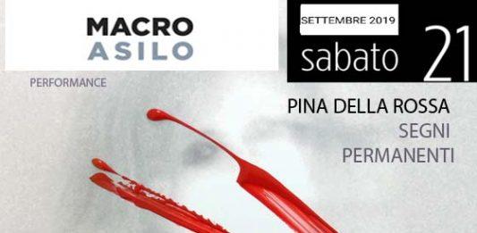 Pina Della Rossa – Segni permanenti