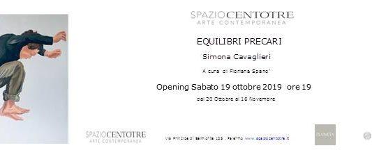 Simona Cavaglieri – Equilibri Precari