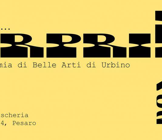 Surprize. Opere dall'Accademia di Belle Arti di Urbino