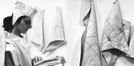 Conversazione di Elena Pontiggia sull'artista Maria Lai