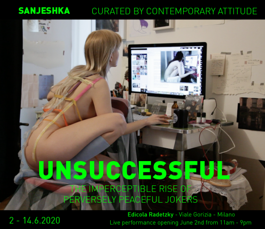 Sanjeshka – Unsuccessful. The Imperceptible Rise of Perversely Peaceful Jokers