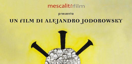 Alejandro Jodorowsky – Psicomagia.  Un'arte per curare