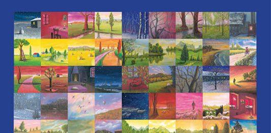 Andrea Ferrari Bordogna – I colori dei dodici mesi