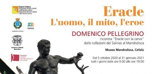 Domenico Pellegrino – Eracle. L'uomo, il mito, l'eroe