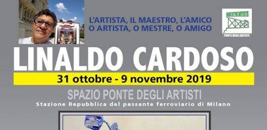 Linaldo Cardoso – L'artista, il maestro, l'amico