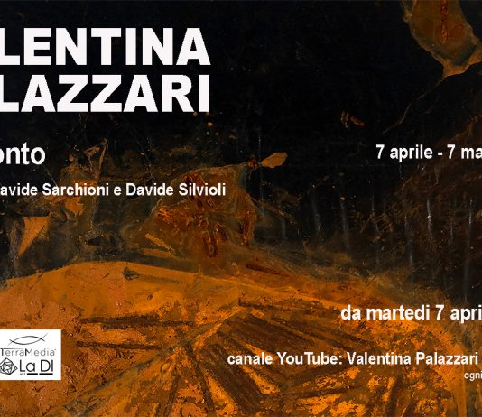 Valentina Palazzari – Racconto (evento online)